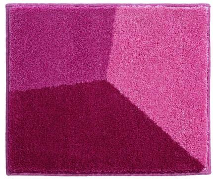 Grund Koupelnová předložka Shi, růžová, 50x60cm