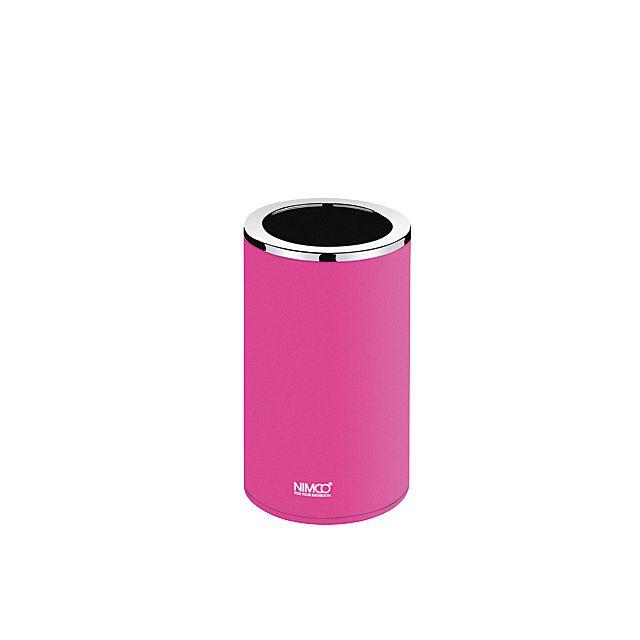 Nimco Pure pohárek na kartáčky na postavení purpurový PU 7058-40