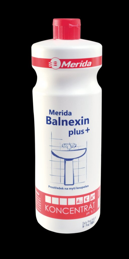 Merida NML101 - Prostředek na koupelny BALNEXIN Plus 1 l.