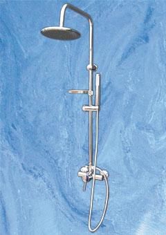 Sanipro SELMA COMBI sprchová souprava se sprchovou baterií