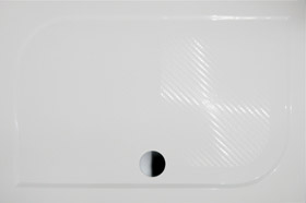 Riho sprchová vanička KOLPING DB36 140*90*3cm