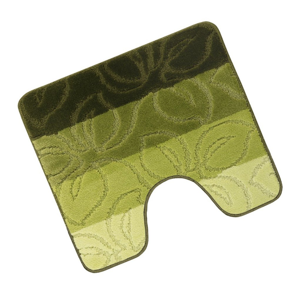 Brotex Elli před WC Lípa zelená 60 x 50 cm