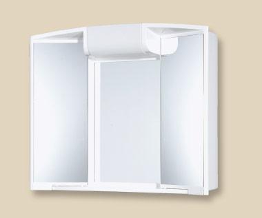 Jokey ANGY galerka(zrcadlová skříňka) s osvětlením bílá