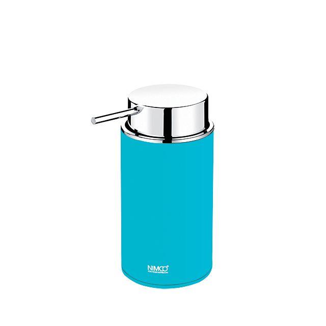 Nimco Pure dávkovač mýdla na postavení modrý PU 7031-60