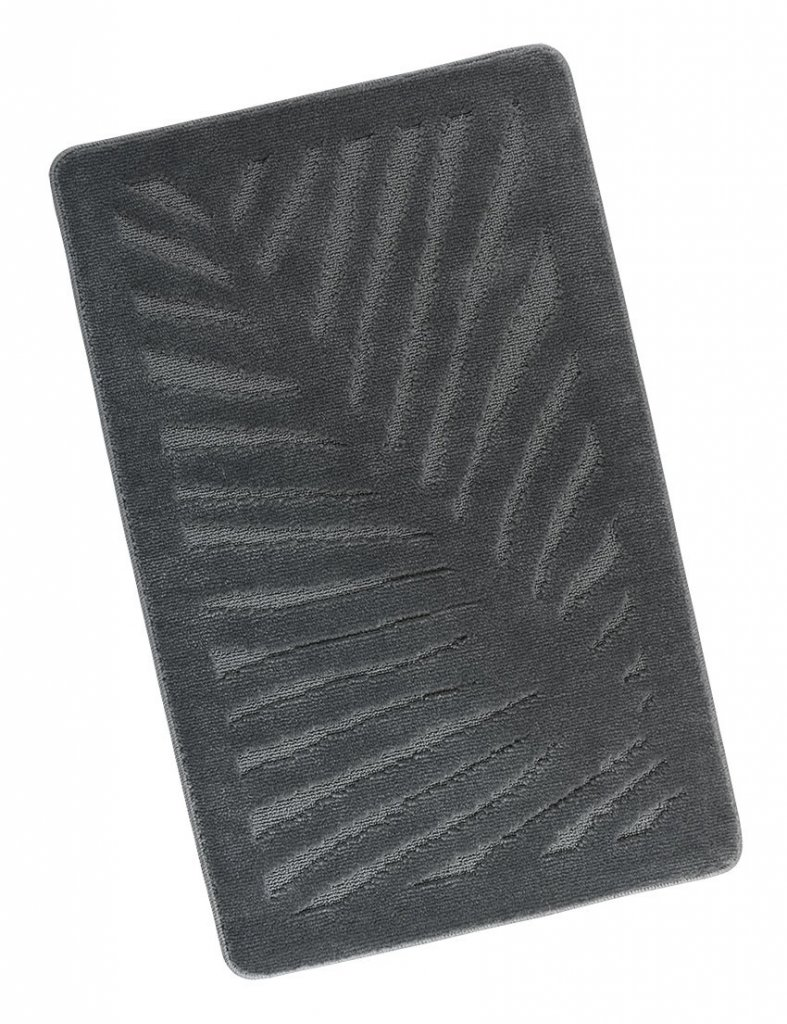 Brotex Koupelnová předložka 60x100cm List šedý