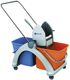 Merida MO3P - Úklidový vozík Roll-Mop s plastovou konstrukcí (MO3P)