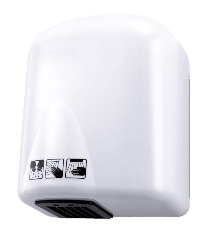 Merida EJB102 - Elektrický sušič /osoušeč/ rukou ECOFLOW PLUS, bílý, plast
