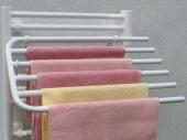 Sušáky Sušák ručníků na otopné těleso bílý V550 - na 5 ručníků