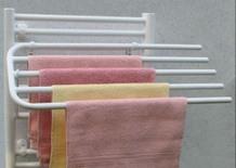 Sušáky Sušák ručníků na otopné těleso bílý V460 - na 4 ručníky