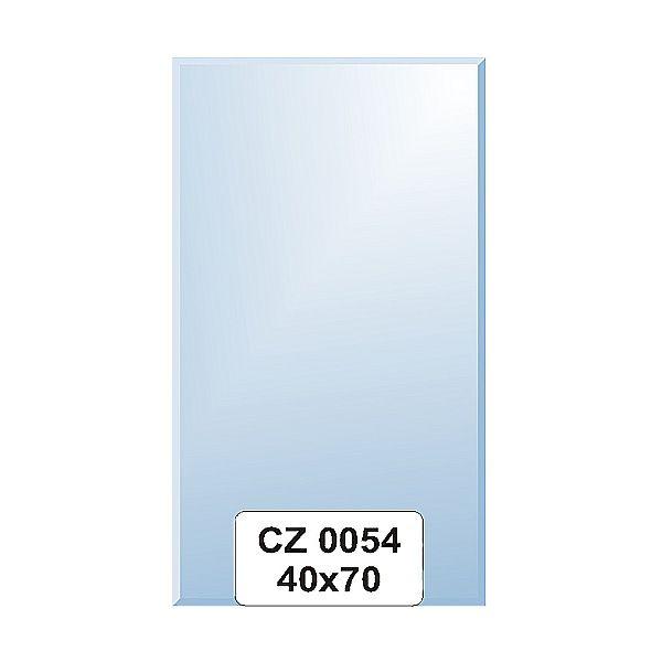 Ellux Zrcadlo obdélník s fazetou FBS CZ - 0054 (rozměr 40*70cm)