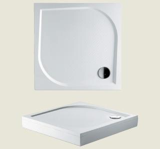 Riho sprchová vanička KOLPING DB20 80*80*3cm