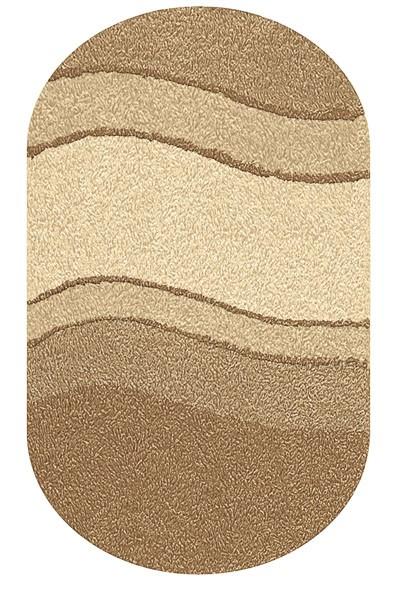 KLEINE WOLKE Siesta beige 60x100 cm, koupelnová předložka