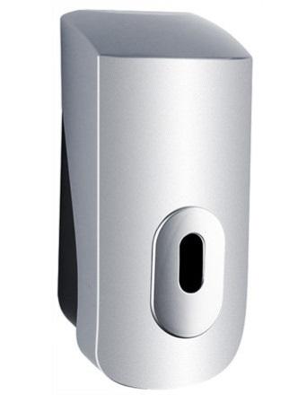Nimco zásobník na tekuté mýdlo 1000ml stříbrný