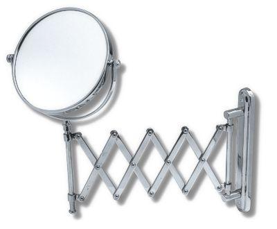 Novaservis Kosmetické zrcátko zvětšovací vytahovací chrom (6968,0)
