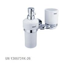 Nimco Unix 1305731K-26 držák kartáčků a dávkovače mýdla
