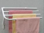 Sušáky Sušák ručníků na stěnu bílý D350