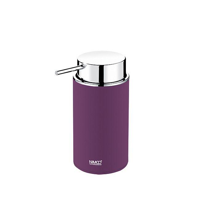 Nimco Pure dávkovač mýdla na postavení fialový PU 7031-50