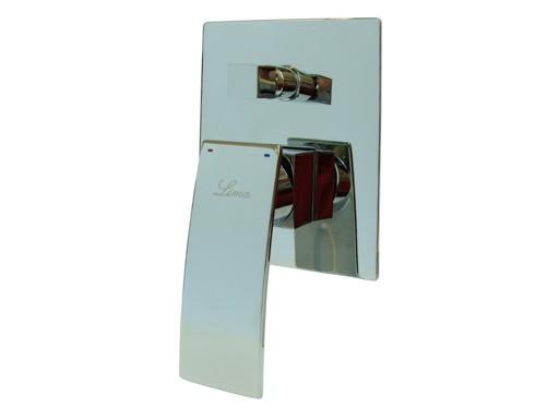 BeLaggio LIMA LI 2652 podomítková sprchová nebo vanová baterie s přepínačem