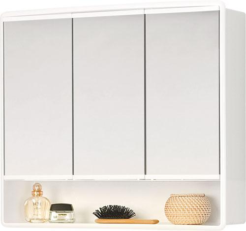 Jokey LYMO Zrcadlová skříňka - bílá - š. 58 cm, v. 49,5 cm, hl. 14,5 cm 84132-011