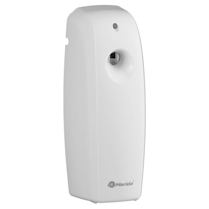 Merida AKCE-GJB701 - Elektronický osvěžovač vzduchu LCD + 6 náplní s vůní CITRUS