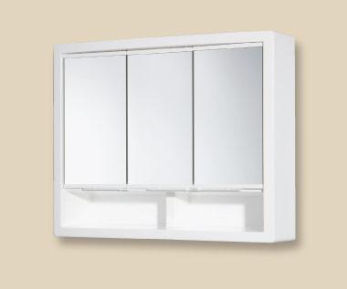 Jokey ERGO Zrcadlová skříňka galerka - bílá - š. 62 cm, v. 51 cm, hl. 16,5 cm 84131-011