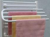 Sušáky Sušák ručníků na otopné těleso V360 CHROMLAK- na 3 ručníky