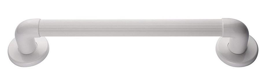 Ridder Premium A1014501 Madlo plastové s protiskluzem, bílé, délka 45 cm
