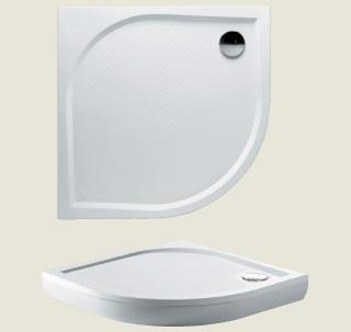 Riho sprchová vanička KOLPING DB18 100*100*3cm (R 55)