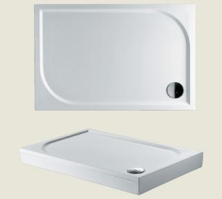 Riho sprchová vanička KOLPING DB33 120*80*3cm