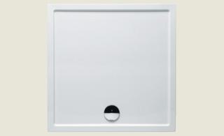 Riho sprchová vanička 249 80*80*4,5cm s panelem a nožičkami