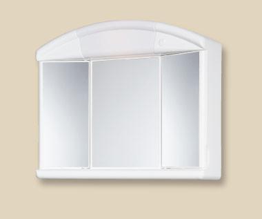 Jokey SALVA galerka s osvětlením bílá, doprodej