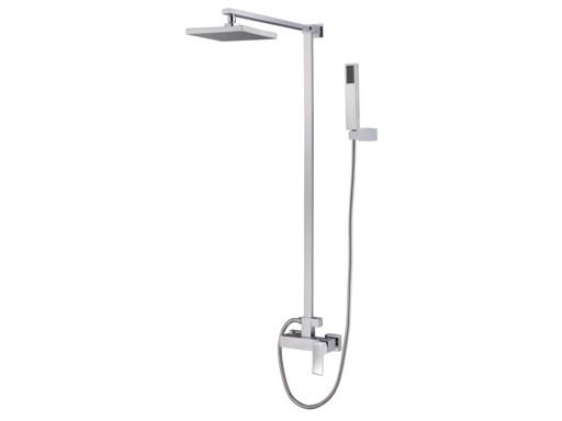 BeLaggio TORINO TO 2854 sprchová vodovodní baterie se sprchovým setem (pevná vrchní sprcha + mobilní