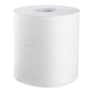Merida RTB909 - Papírové ručníky v rolích FLEXI MAXI, 100% CELULOZA, 1 vrst., 270 m, (6rolí/bal)