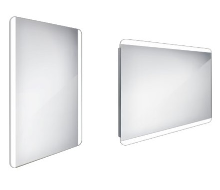 Nimco LED zrcadlo 80 x 70 cm, ZP 17003