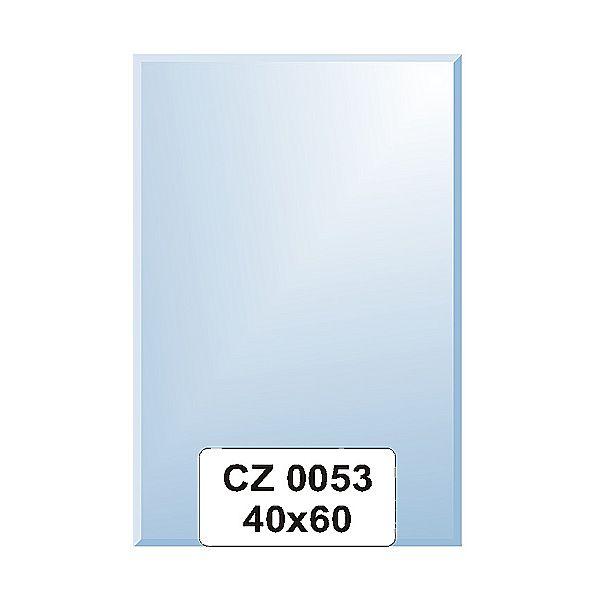 Ellux Zrcadlo obdélník s fazetou FBS CZ - 0053 (rozměr 40*60cm)