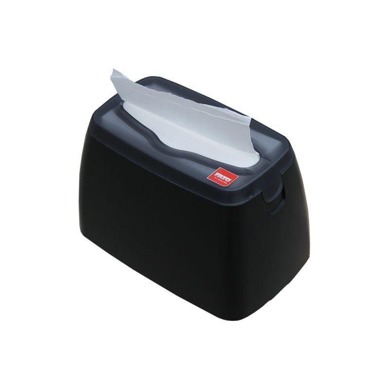 Merida GJC002 - Zásobník na gastronomické ubrousky, černý