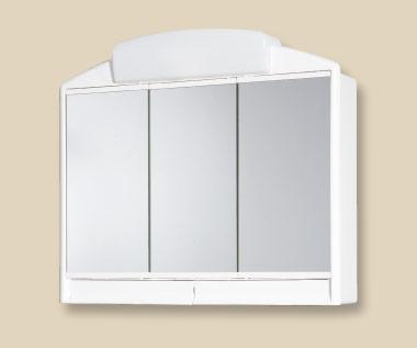 Jokey RANO galerka(zrcadlová skříňka) s osvětlením bílá