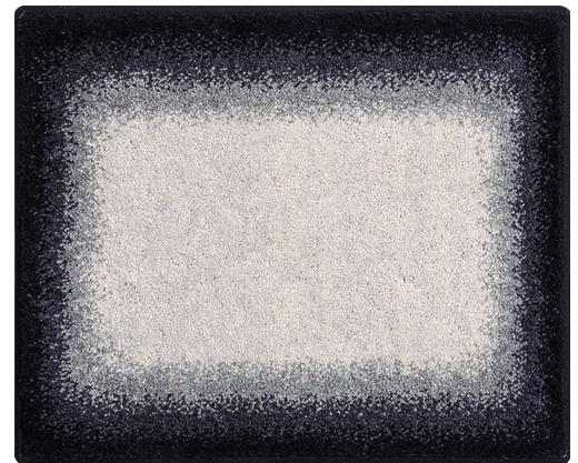 Grund Koupelnová předložka Avalon, šedá, 50x60cm