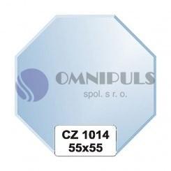 Ellux Zrcadlo osmiúhelník s fazetou FBS CZ - 1014 (rozměr 55*55cm)
