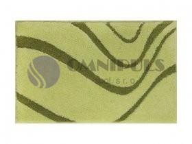 Grund koupelnová předložka Vanda zelená, 50x80cm, doprodej