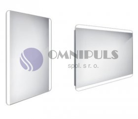 Nimco LED zrcadlo 80 x 70 cm, ZP 17019