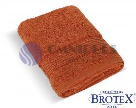 Brotex Froté osuška 70*140 cm terra