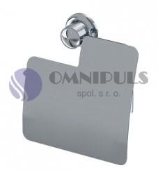 Andex 528 CC Držák toaletního papíru s krytem 12,5 cm