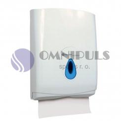 Merida ATN101 - Zásobník na jednotlivé (skládané) papírové ručníky TOP - MAXI /dříve PZ1T/ - modrá