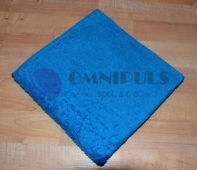 Brotex Froté ručník 50x100cm bez proužku 450g tyrkys