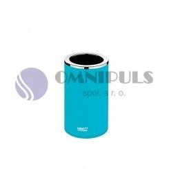 Nimco Pure pohárek na kartáčky na postavení modrý PU 7058-60