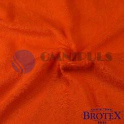 Brotex Froté prostěradlo na jednolůžko 90x200 cm, terra (050)