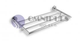 Novaservis Velký držák ručníků se závěsem 500 mm Metalia 11 chrom (0145,0)