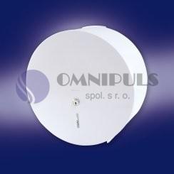 Merida BSB001 - Zásobník na toaletní papír STELLA MEGA bílý