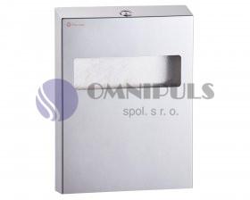 Merida GSP001 - Zásobník na hygienické podložky STELLA lesk